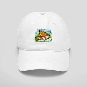 Papillon Mystical Monarch Cap