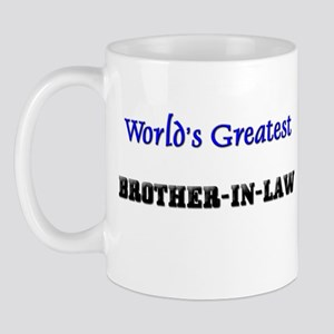 World's Greatest BROTHER-IN-LAW Mug