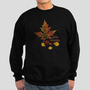 Pretty Thanksgiving Sweatshirt