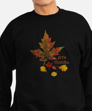 Pretty Thanksgiving Sweatshirt