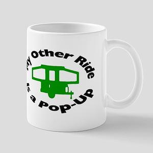 Pop-Up 11 oz Ceramic Mug