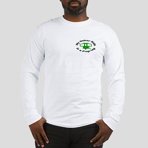 Pop-Up Long Sleeve T-Shirt