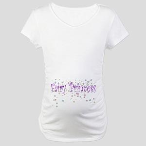 Fairy Princess Maternity T-Shirt
