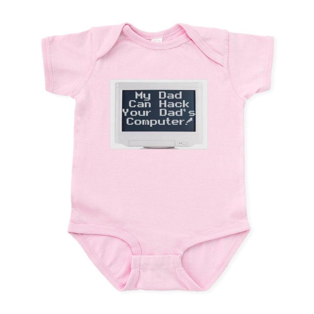 CafePress-Hacker-Infant-Bodysuit-Cute-Infant-Bodysuit-Baby-Romper-133008497 thumbnail 13