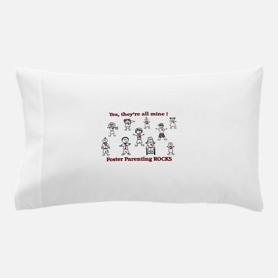 Unique Foster care Pillow Case