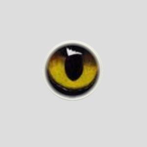 Cat's Eye Productions Mini Button