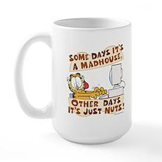 Garfield Just Nuts Large Mug