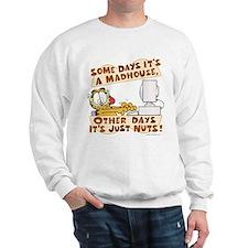 Garfield Just Nuts Sweatshirt