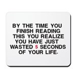 Lost Time Mousepad