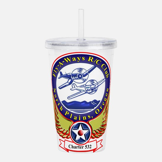 Funny Graphic Acrylic Double-wall Tumbler