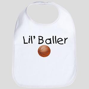 Lil baller Bib
