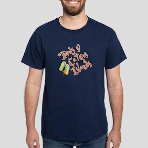 Turks and Caicos - Dark T-Shirt
