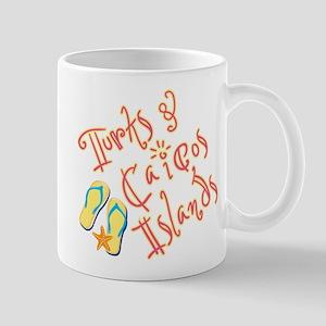 Turks and Caicos - Mug