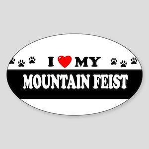 MOUNTAIN FEIST_ Sticker