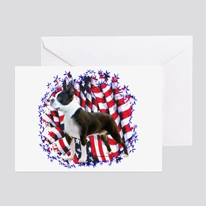 Boston Patriotic Greeting Cards (Pk of 10)