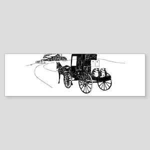 sketch Bumper Sticker