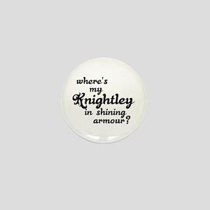 Mr. Knightley Mini Button
