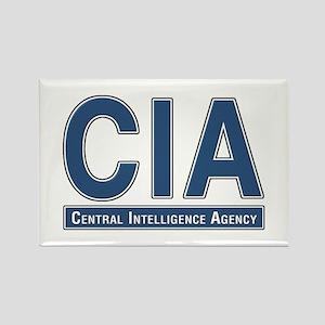 CIA - CIA Rectangle Magnet