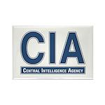 CIA - CIA Rectangle Magnet (10 pack)