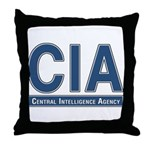 CIA - CIA Throw Pillow