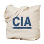 CIA - CIA Tote Bag