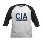 CIA - CIA Kids Baseball Jersey