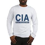 CIA - CIA Long Sleeve T-Shirt