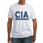 CIA - CIA Fitted T-Shirt