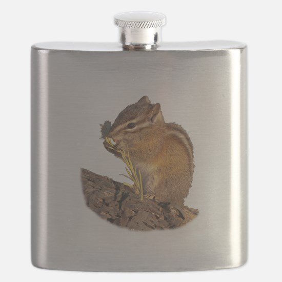 Funny Chipmunk Flask