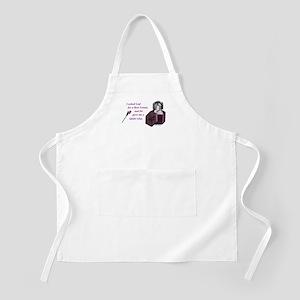 Shih Tzu (Black & White) BBQ Apron