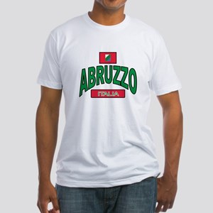 Abruzzo Italy Fitted T-Shirt