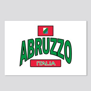 Abruzzo Italy Postcards (Package of 8)