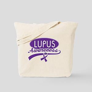 Lupus Awareness Logo Tote Bag