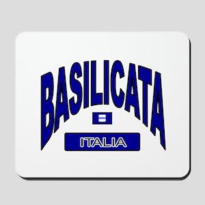 Basilicata Italy Mousepad