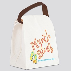 Myrtle Beach - Canvas Lunch Bag