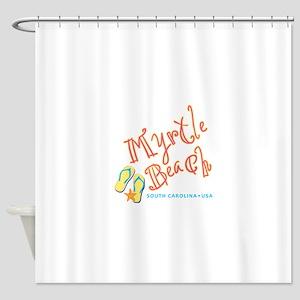 Myrtle Beach - Shower Curtain