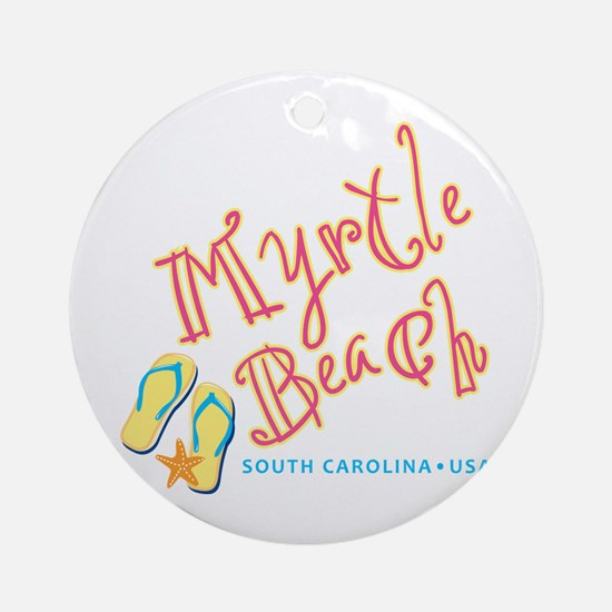 Myrtle Beach - Ornament (Round)