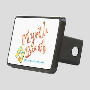 Myrtle Beach - Rectangular Hitch Cover