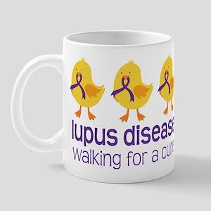 Lupus Cure Chick Mug