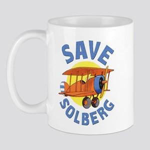 Save Solberg Mug