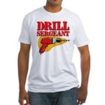 Drill Sergeant Fitted T-Shirt