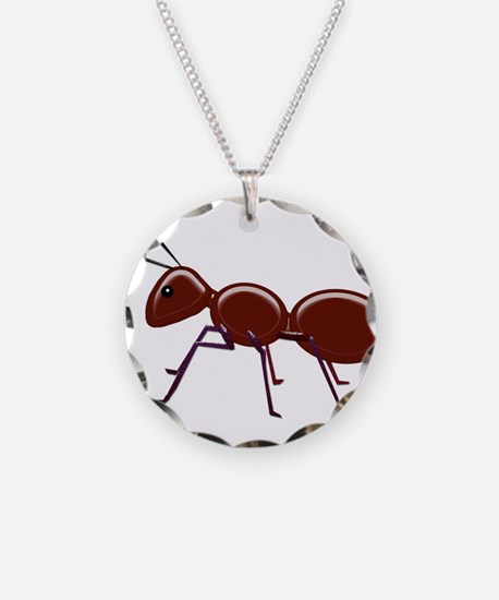 Cute Bugs and insects Necklace