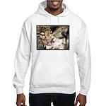Wuff-Leopard Kiss Hoodie