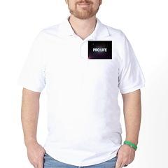 Pro Life Golf Shirt