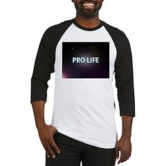 Pro Life Baseball Jersey