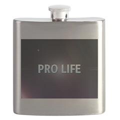 Pro Life Flask