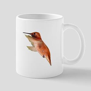 rufous hummingbird Mugs