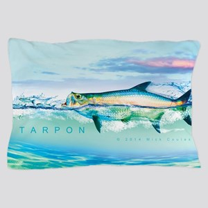 Tarpon Pillow Case