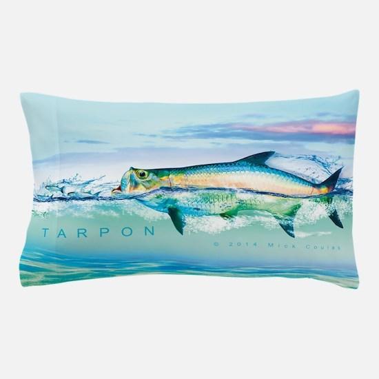 Tarpon Pillow Case