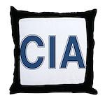 CIA: CIA Throw Pillow